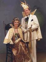 Eduard I. (+) & Brunhilde I. (Andrae)