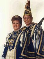 Ulrich I. & Hildegard I. (Schroers)