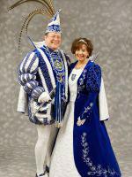 Prinzenpaar 2011 Norbert I & Agnes I (Feldges)