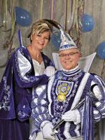 2014 Prinzenpaar Norbert I & Agnes I (Feldges)